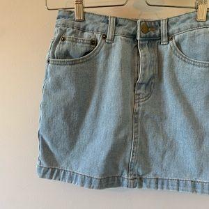 2/$18 Forever 21 / Jean / Mini / Skirt